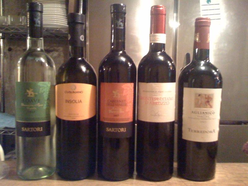 イタリアワイン!入荷!